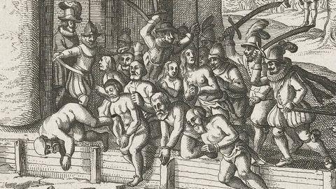 1572    Geboorte van Nederland